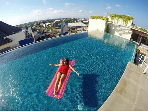 SKY 8 - Rooftop Pool - Atanaya Hotel