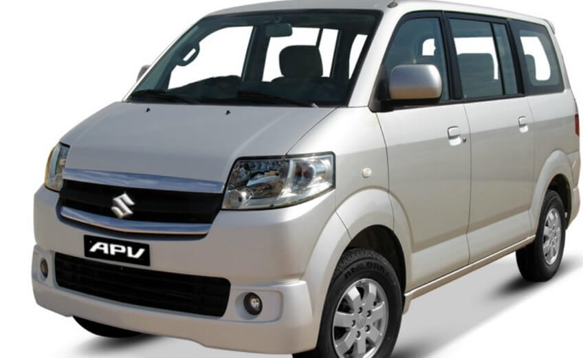 Amed > Ubud > Seminyak Private Ground Transfer Service with a Suzuki APV van