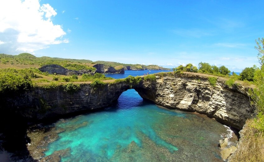 2 Days 1 Night Camping and Adventure Activities in Nusa Penida