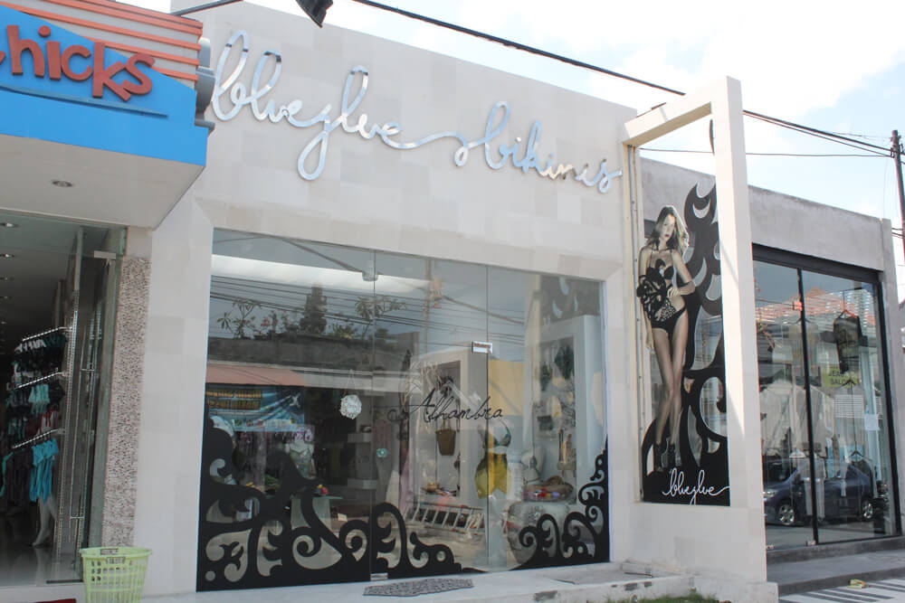 Thaikila Oberoi Bikini Shop
