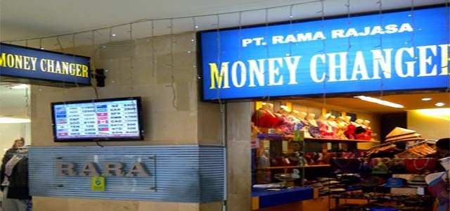 RARA Money Changer