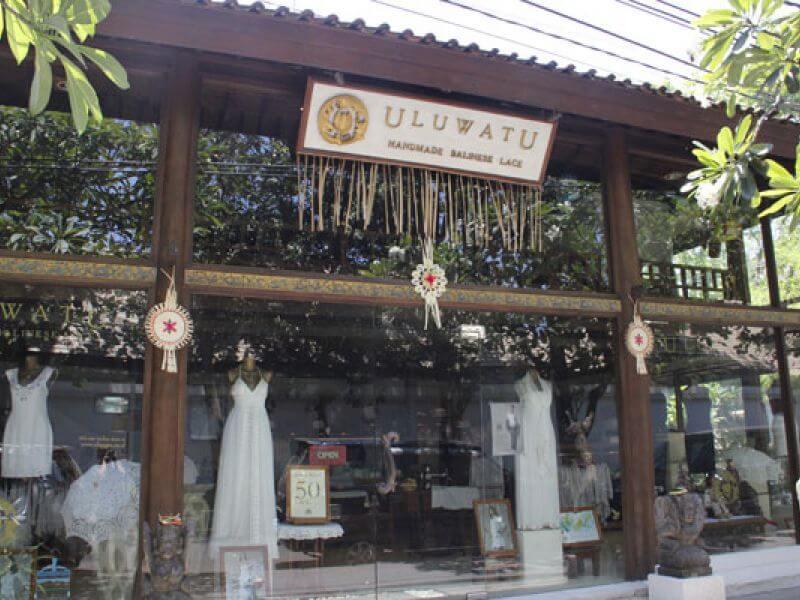 Uluwatu Lace