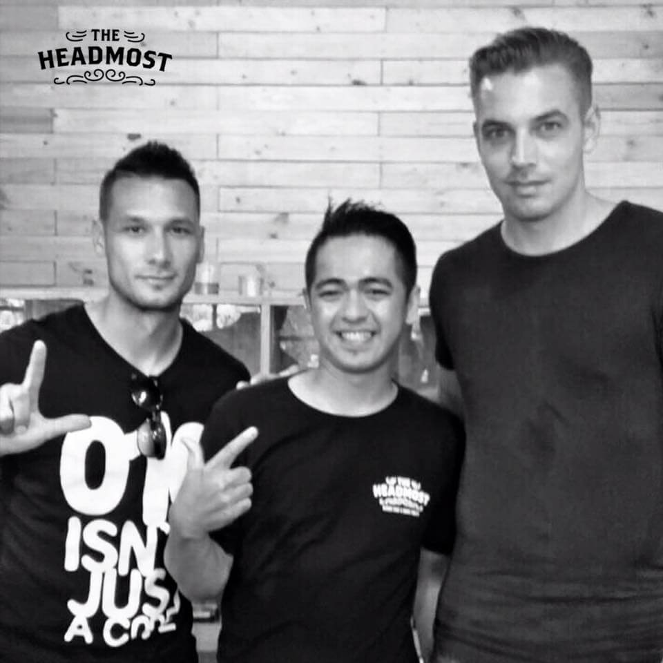 The Headmost Barbershop Bali