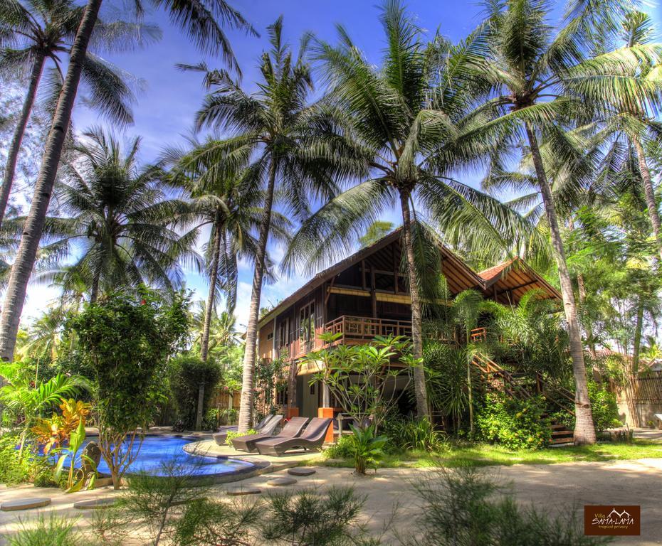 Villas Samalama Gili Trawangan