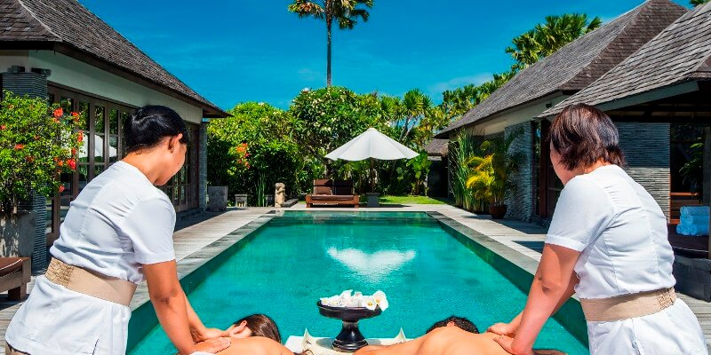 The Spa at Peppers Seminyak