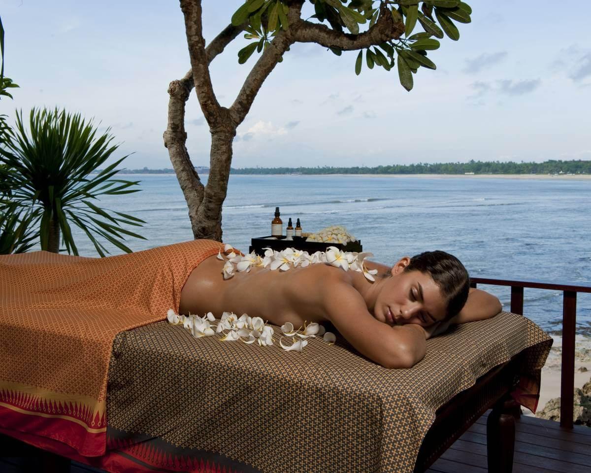 Spa at Four Seasons Resort Bali Jimbaran Bay