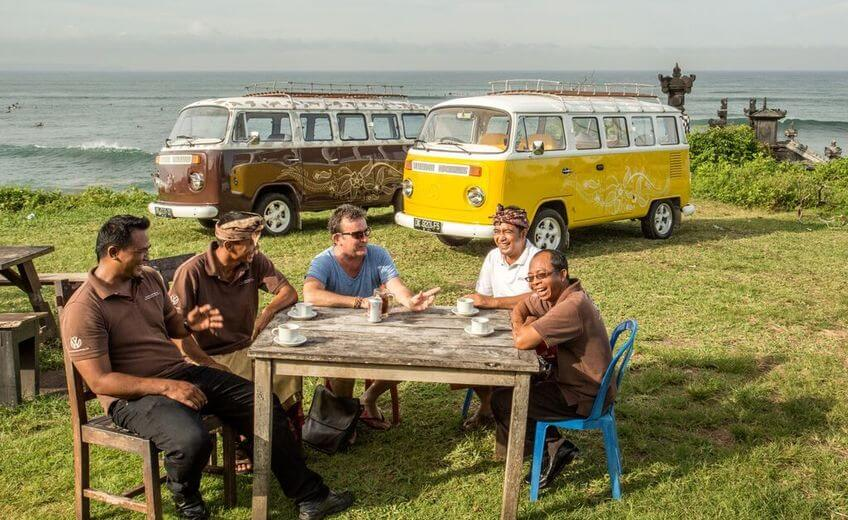 Pampering & Spiritual Tour by VW Kombi