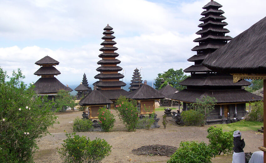 Private Tour at Besakih Temple