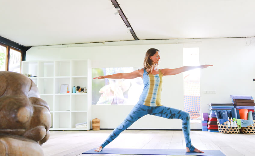 6 Yoga Classes Package in Canggu