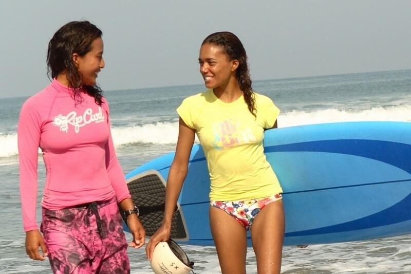 Private Surfing Lesson In Legian