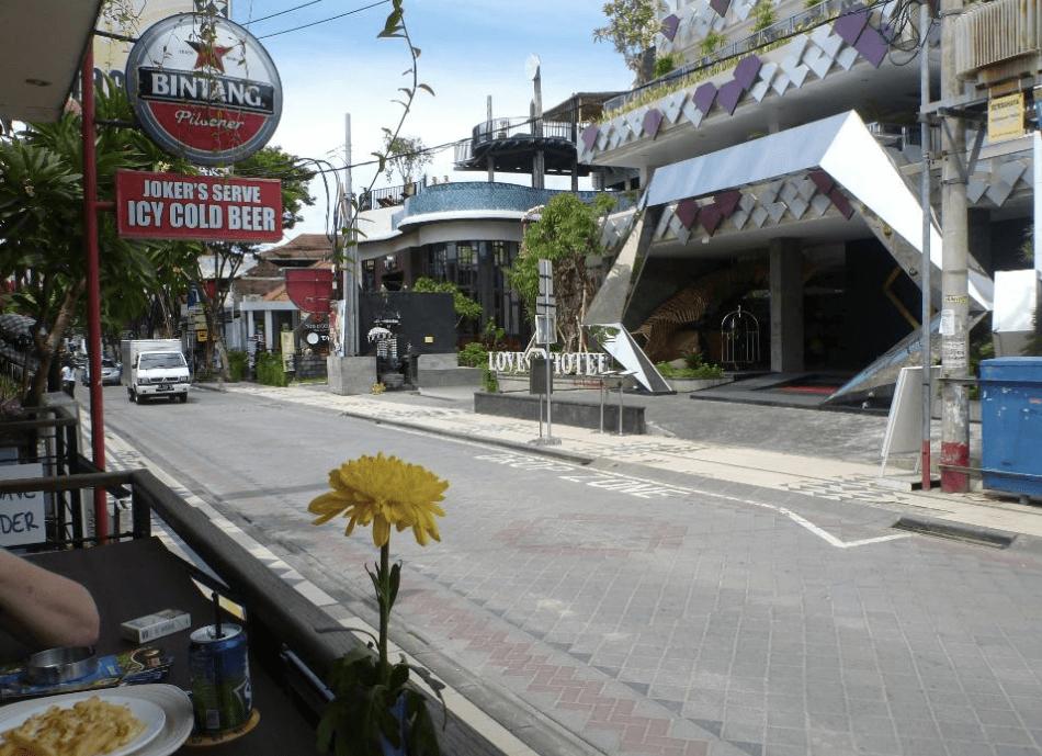Joker's Bar & Grill Bali