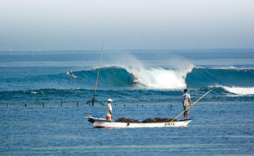 Lembongan Surfing Safaris (from Bali)