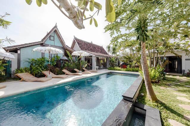 Villa Hari Indah Bingin Beach