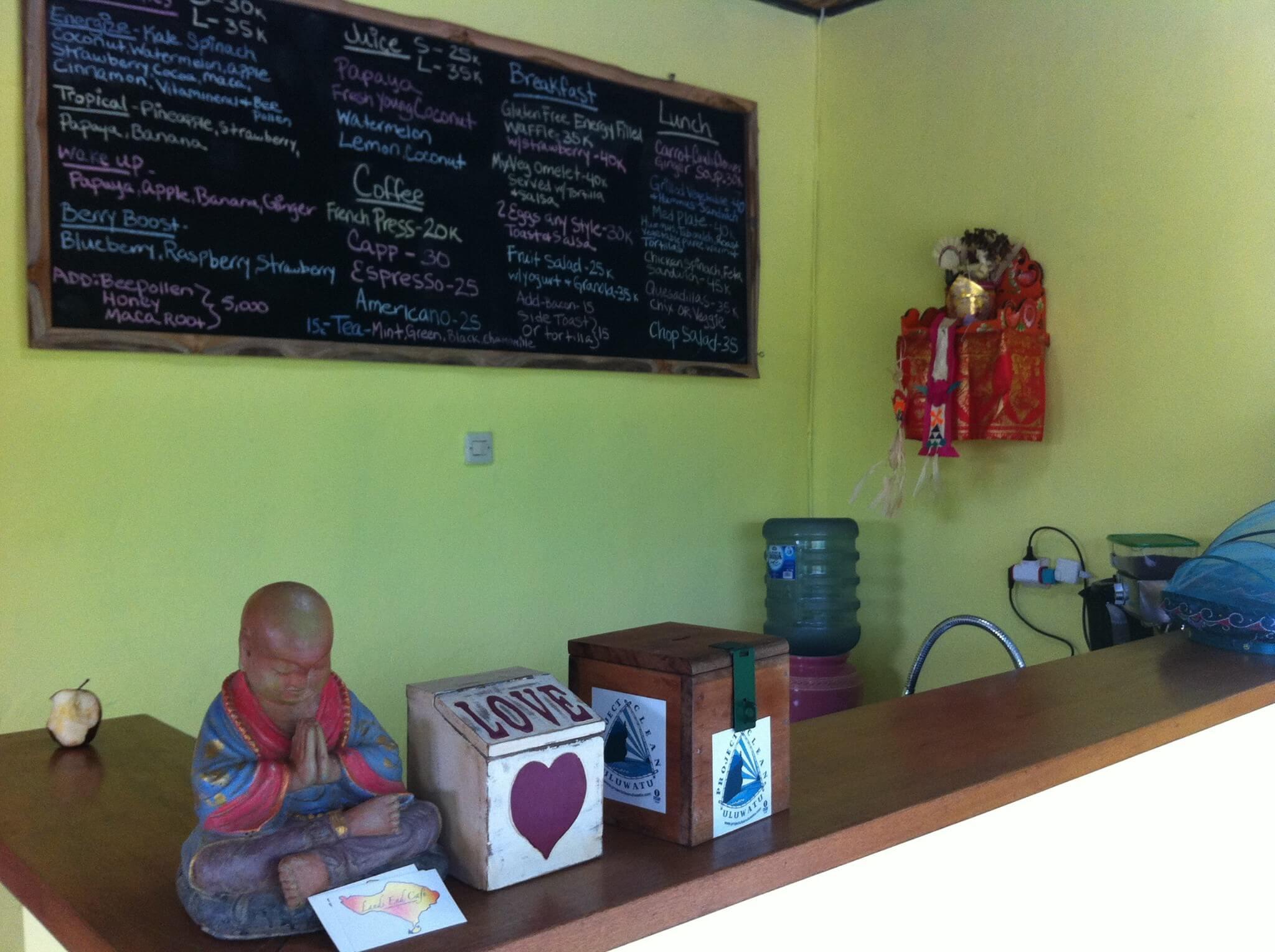 Lands End Cafe