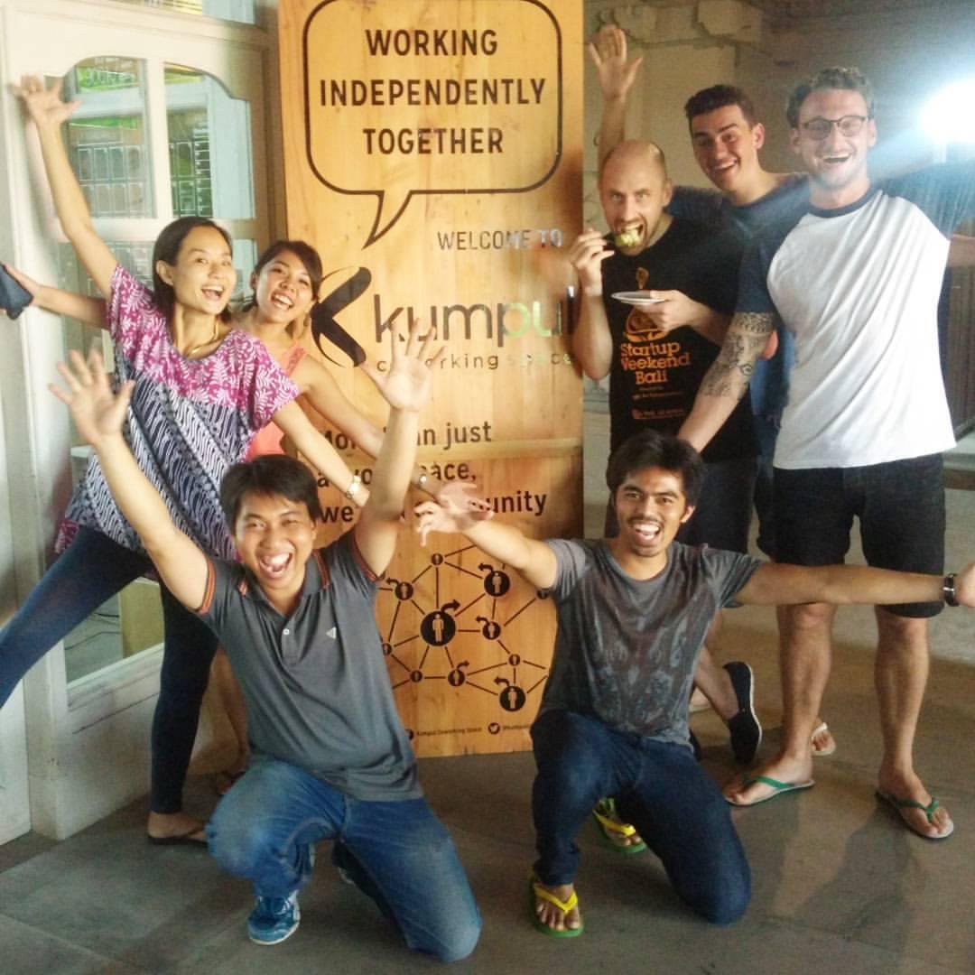 Kumpul Coworking Space Bali