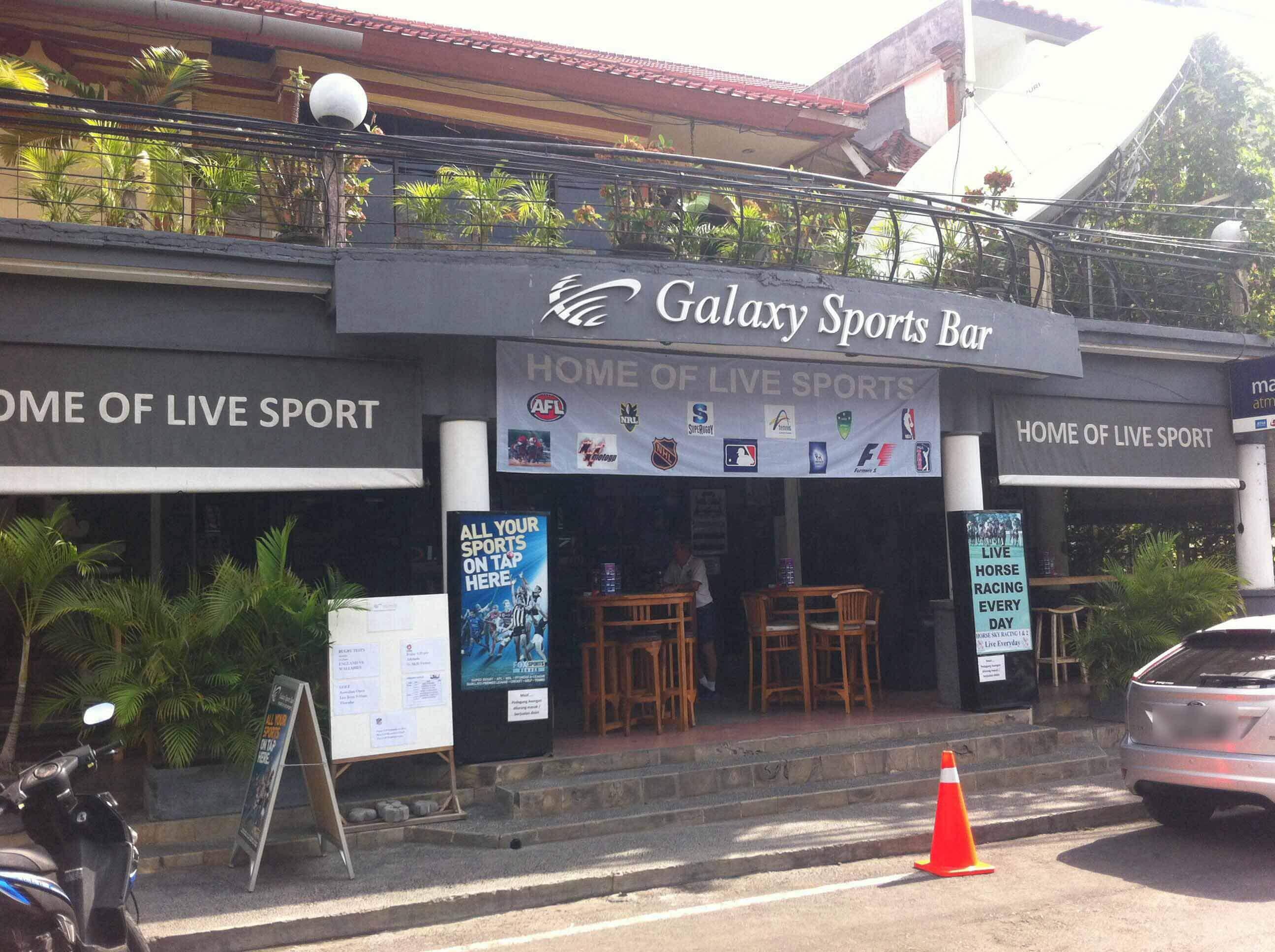 Galaxy Sports Bar