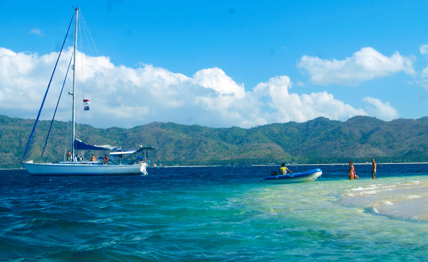 Day Cruise Along The Unexplored Gili Islands