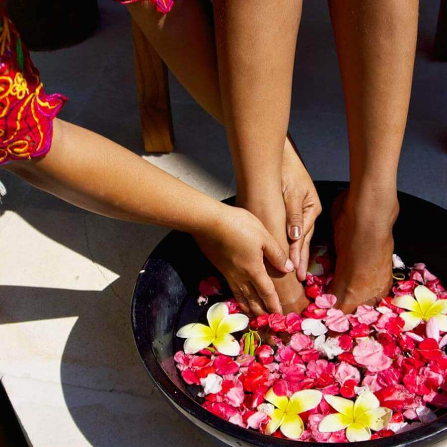The Melati Spa at Floating Leaf  Bali