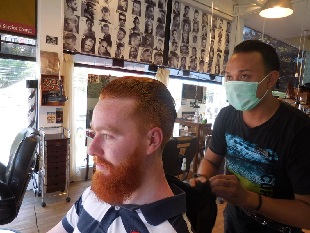 Bali Barber - The Barber of Bali & Spa