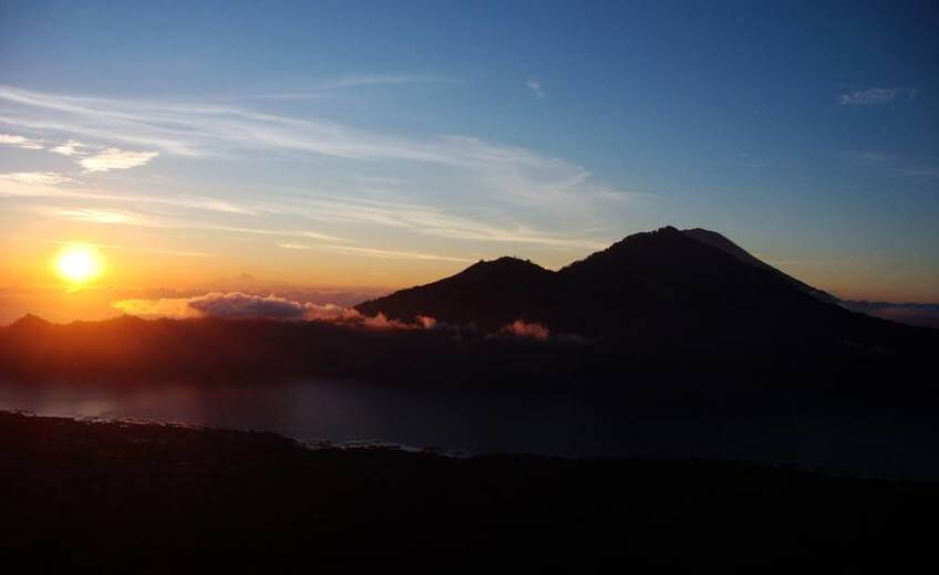 Mount Batur Sunrise Trek - Best Bali Sunrise View