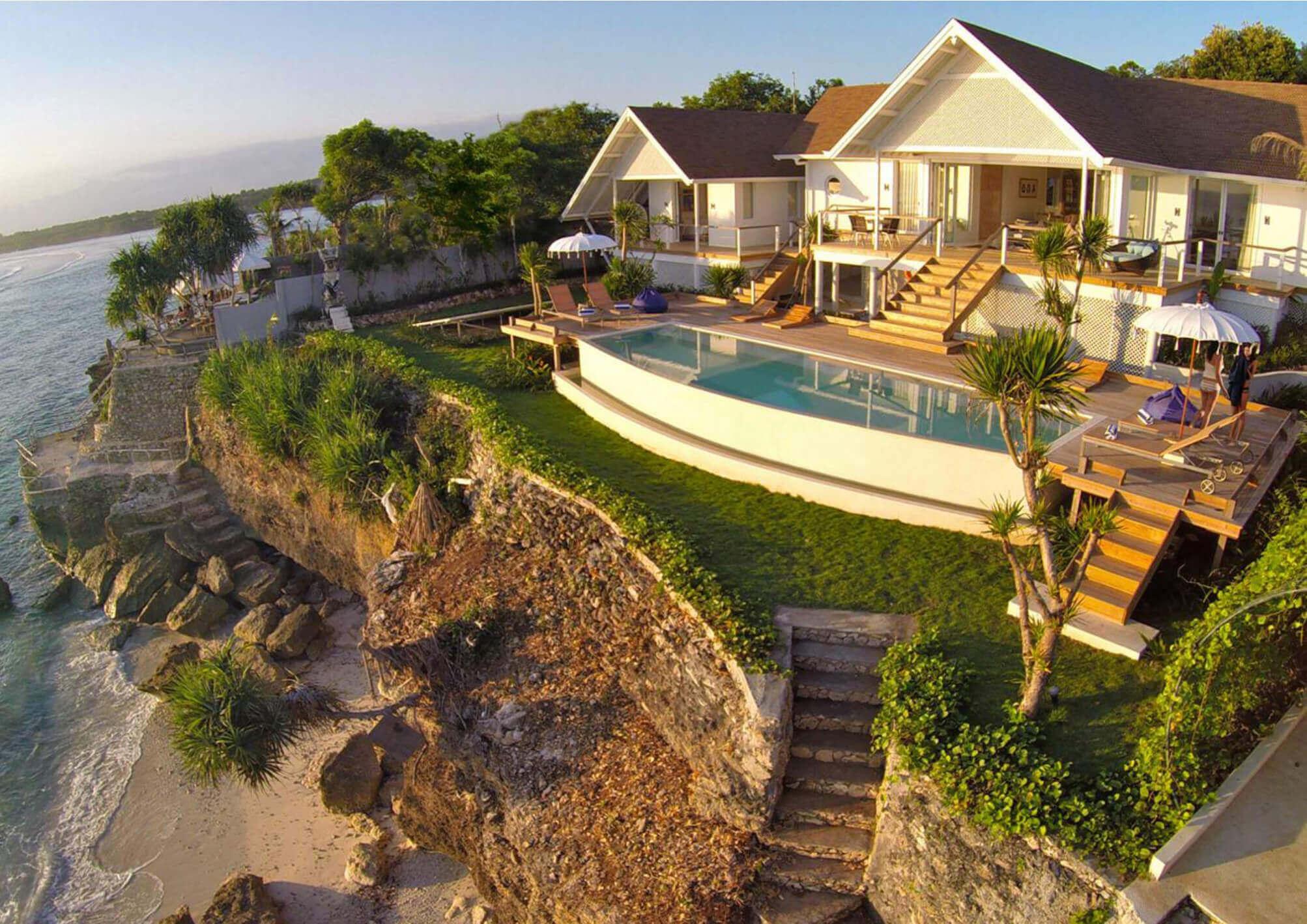 Aqua Nusa - Luxury Villas - Lembongan