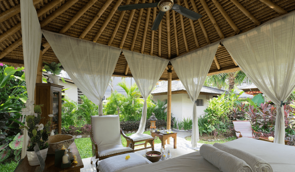 Spa at Klumpu Bali Resort