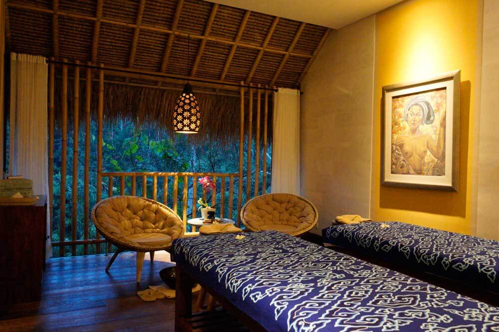 Chatraka Spa at Tejaprana Resort & Spa Ubud