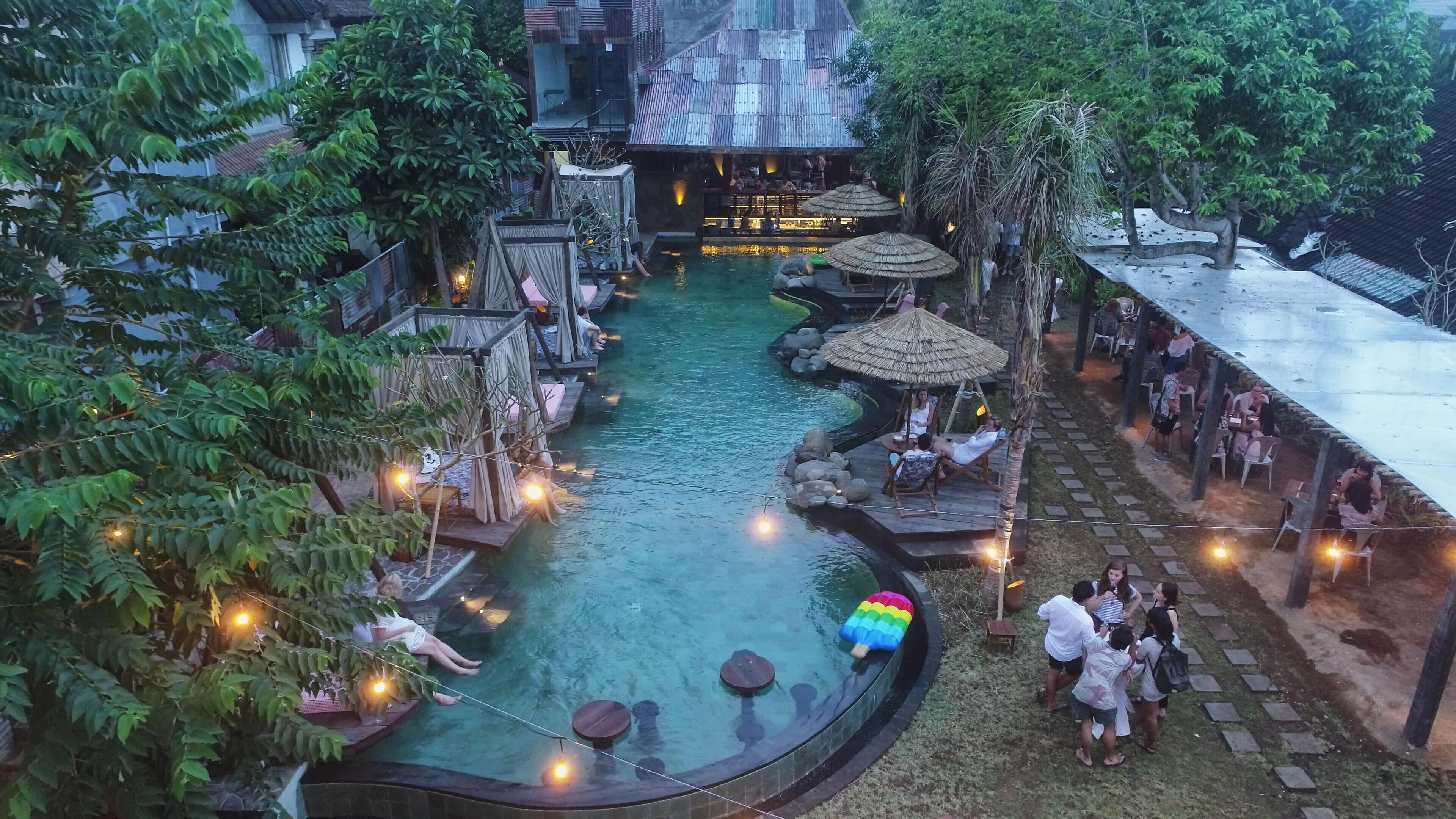Folk Pool & Gardens