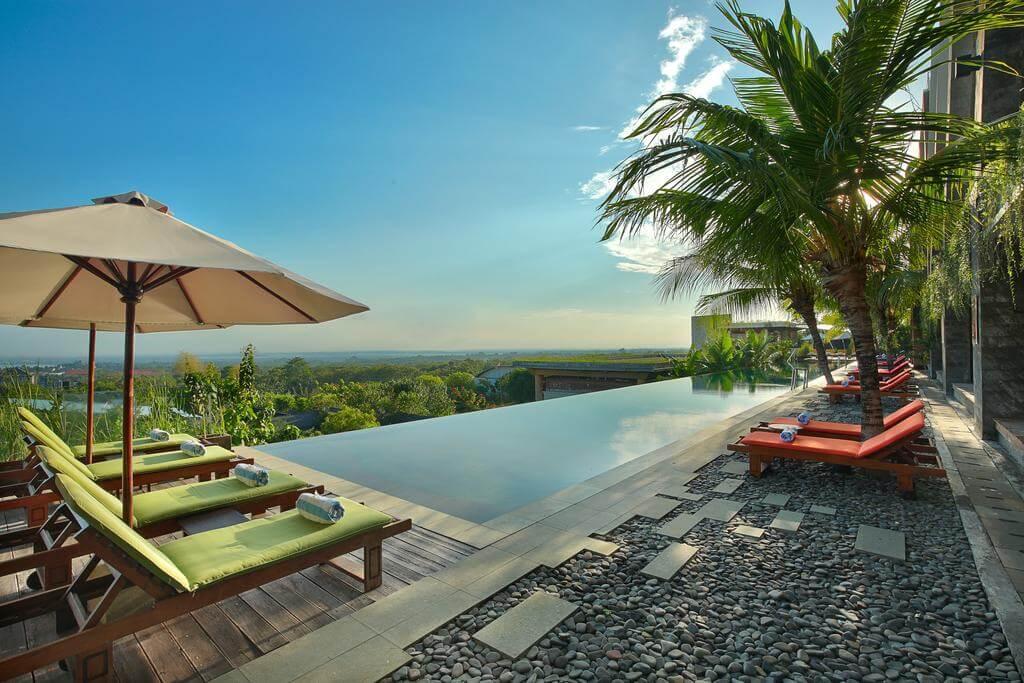 Ungasan Bay View Hotel & Convention Bali
