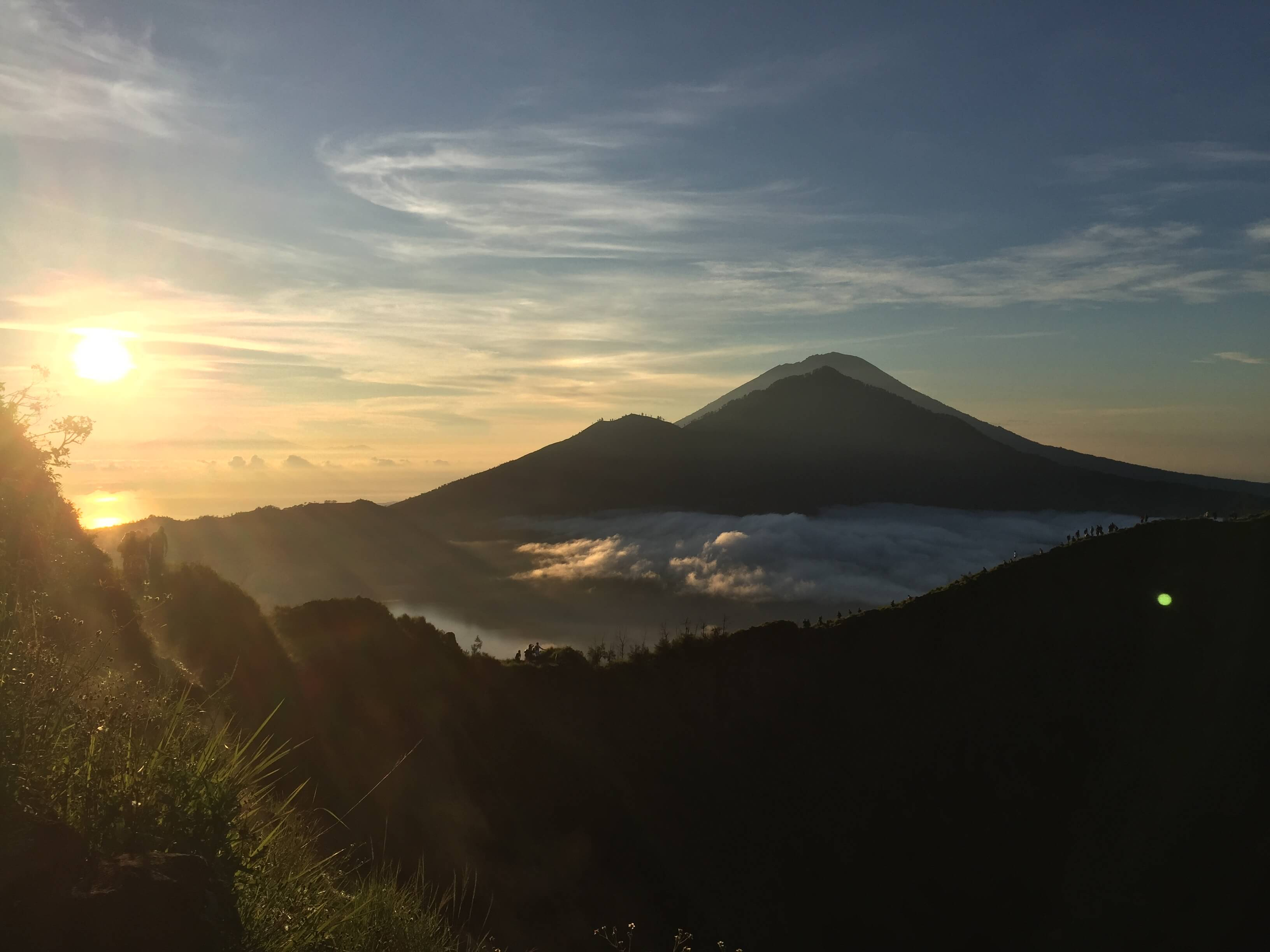 Sunrise Hike to Mount Batur Volcano (Private)