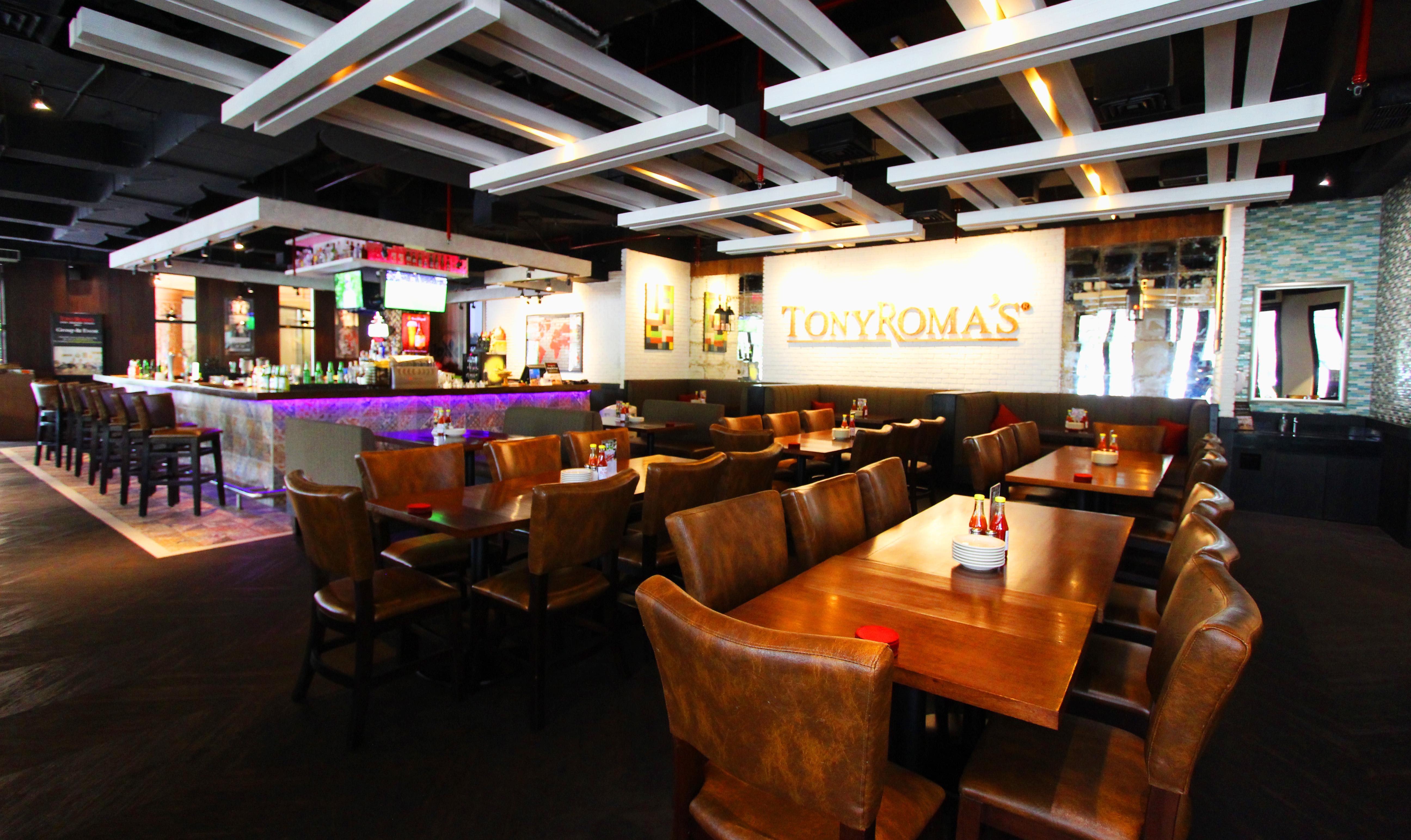 Tony Roma's Bali