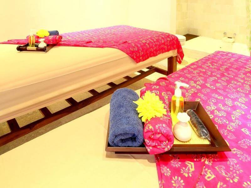 Jas Spa at Jas Green Villas