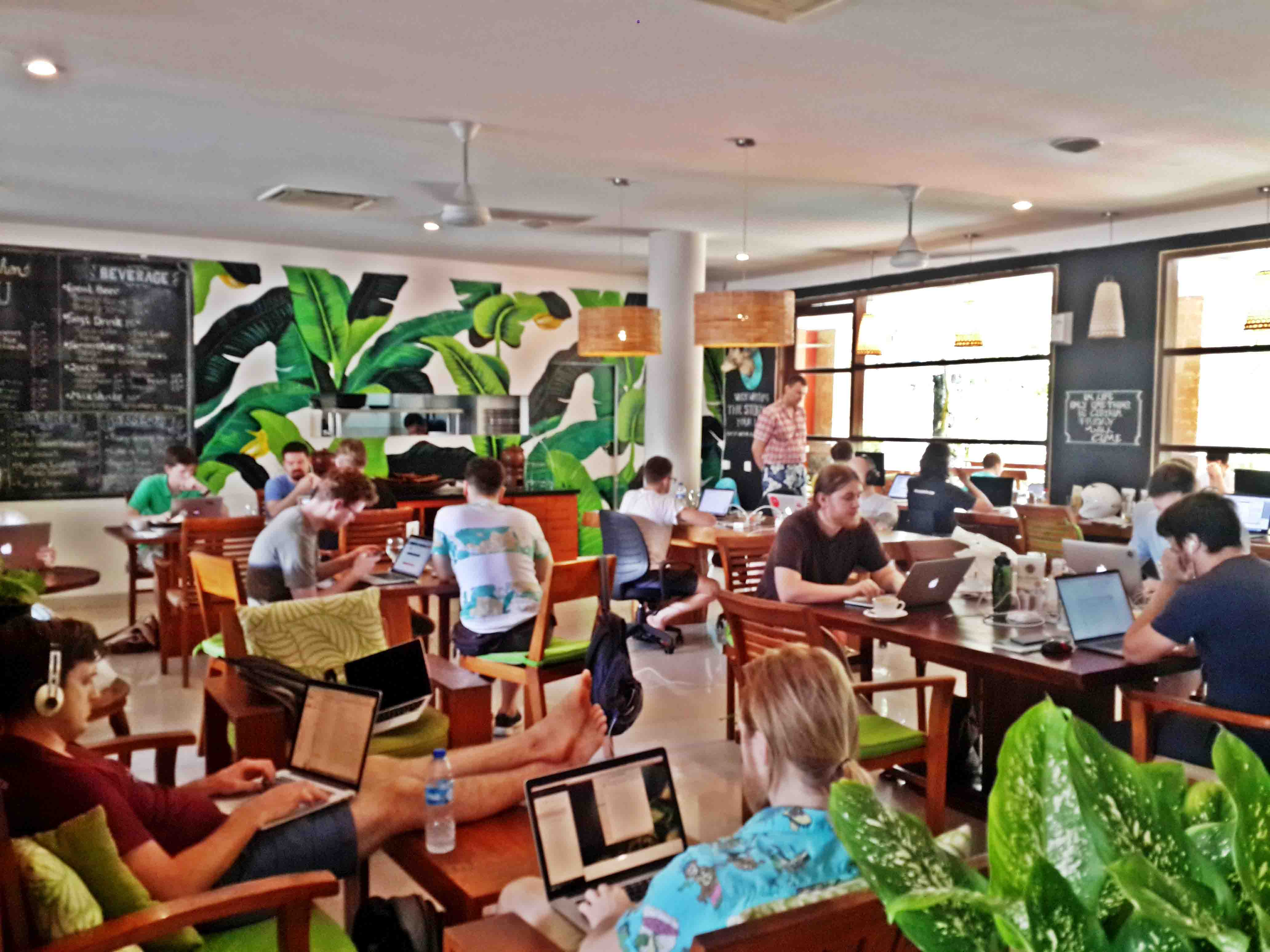 Hub Bali Coworking Space