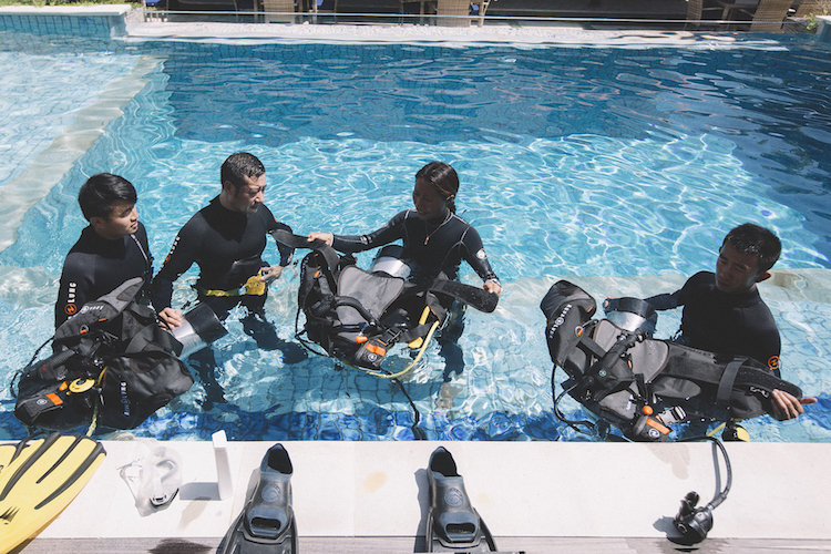 Open Water Course by Neptune Scuba Diving