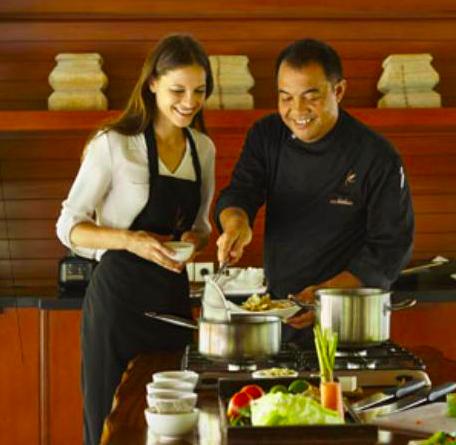 Cooking Class at Kayumanis Jimbaran Private Villa and Spa
