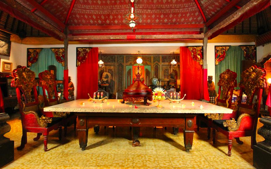 Royal Balinese Dining
