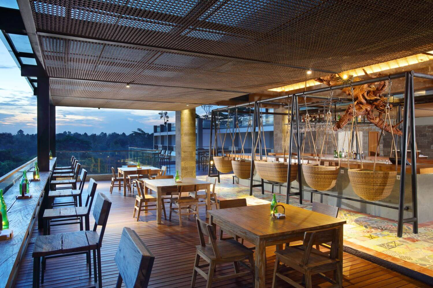 Naga Rooftop Bar