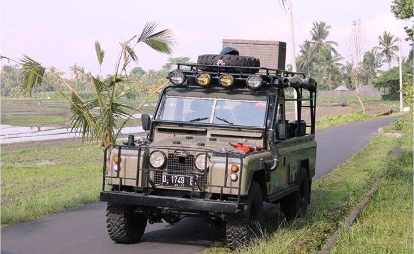 Landrover Safari & ATV Tour
