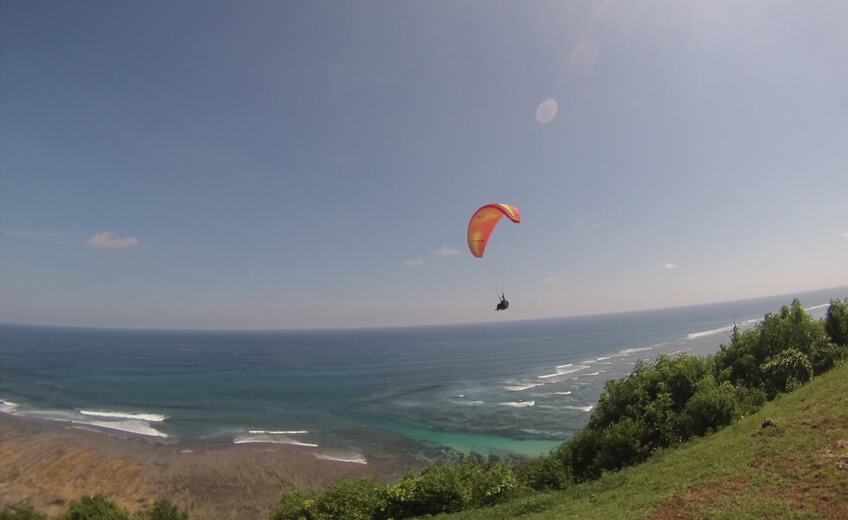 2 Day Paragliding Course In Nusa Dua