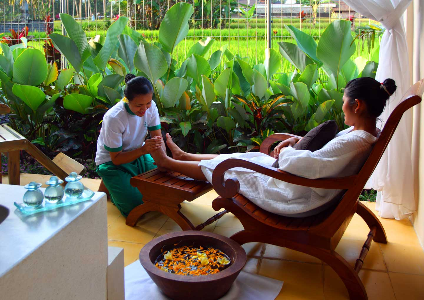 Spa at Alam Puisi Villa