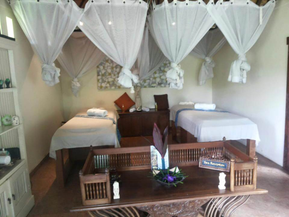 Alam Sari Spa at Alam Sari Resort Ubud