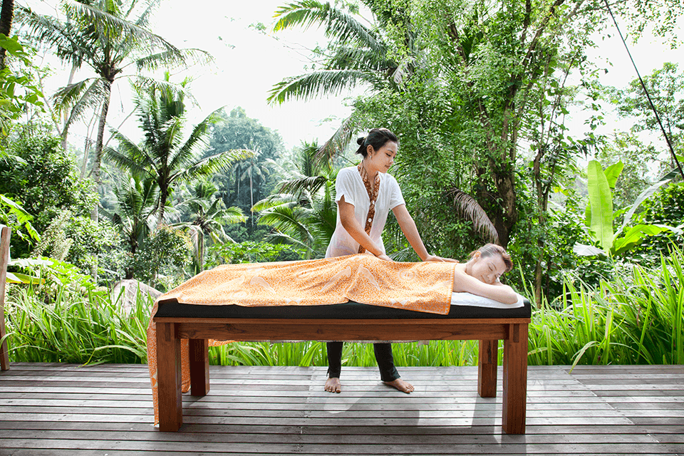 Amala Spa at Amala Villas Ubud