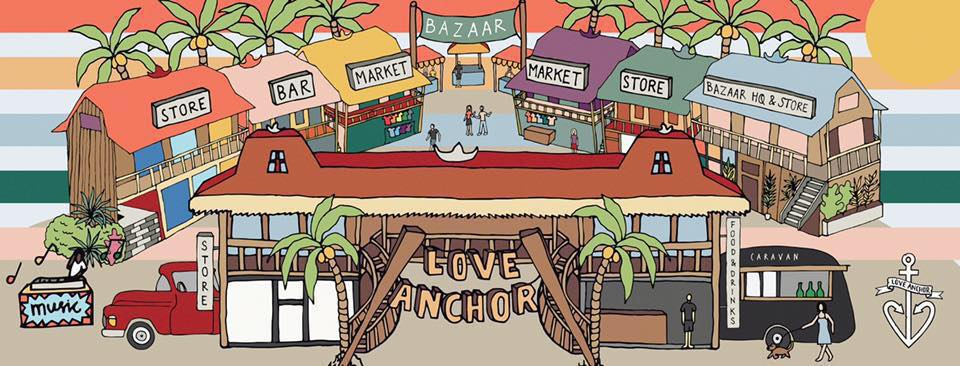 Love Anchor Canggu