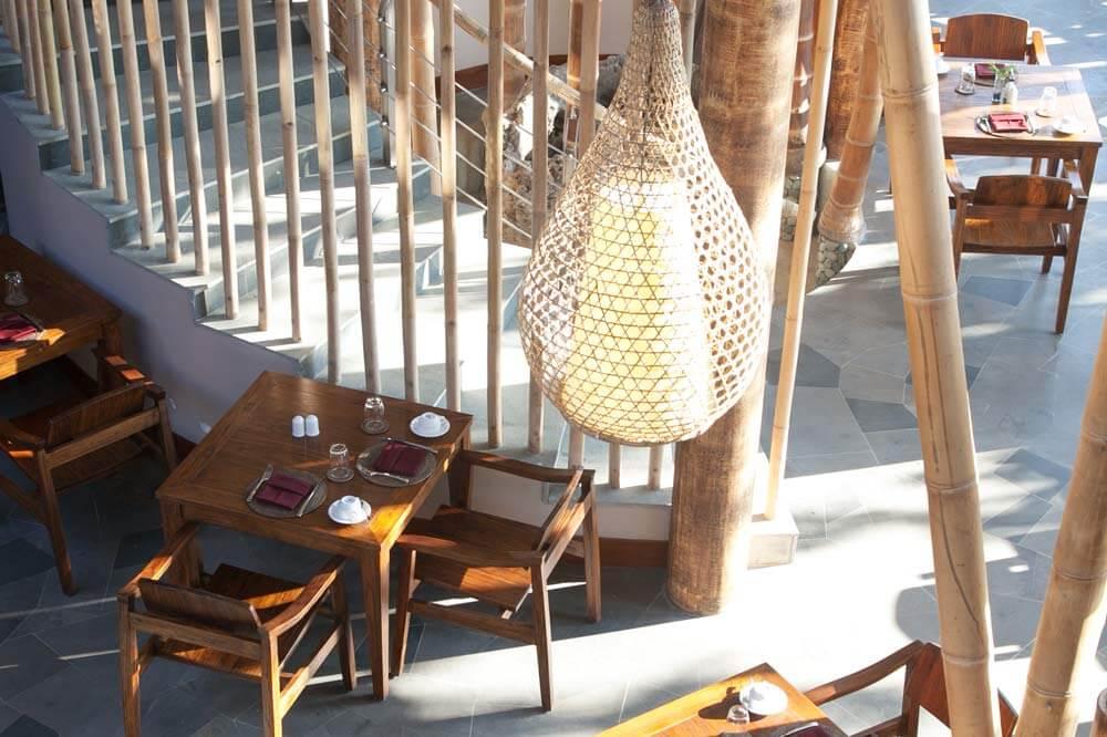Aruna Restaurant at Tejaprana Resort & Spa