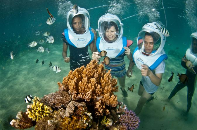 Bali Reef Cruise and Lembongan Island Day Trip