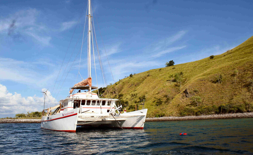 5 Hours Private Catamaran Cruise