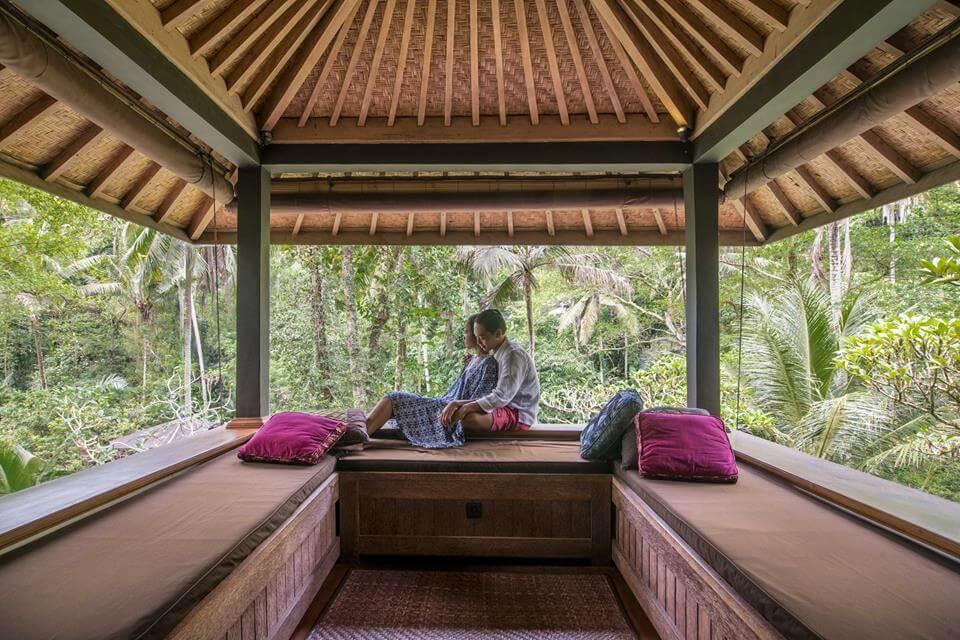Yoga at Villa Beji Indah