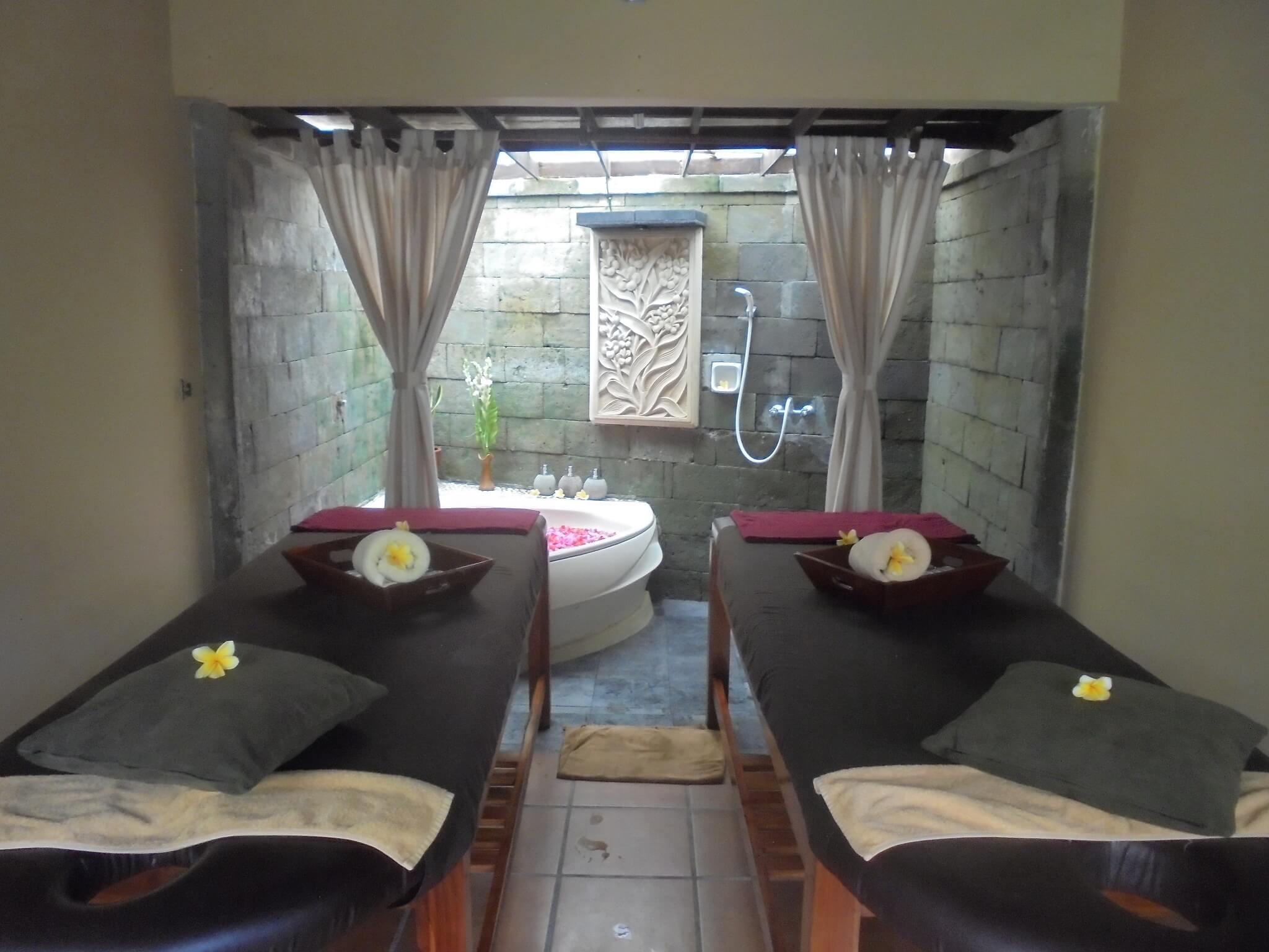 Biyukukung Spa at Biyukukung Suites Ubud