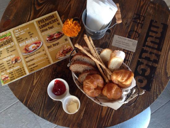 Bread Basket | Breakfast and Bakery