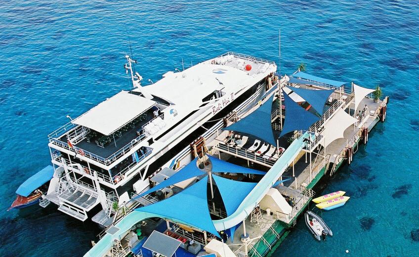 Lembongan Island Reef Cruise (from Bali)